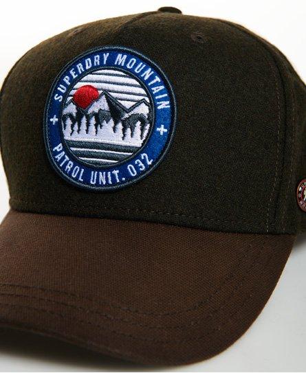 Superdry Micro Monogram Baseball Cap