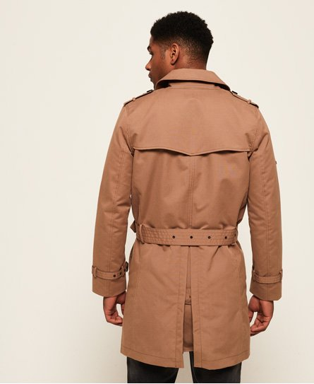 Superdry Premium Director Trench Coat