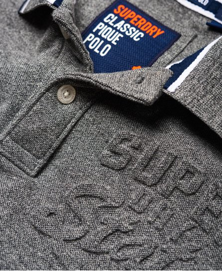 Superdry Classic Super Tri Polo Shirt
