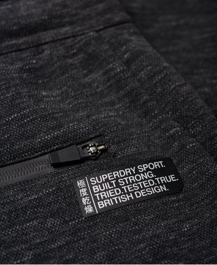 Superdry Joggers in piqué Gym Tech