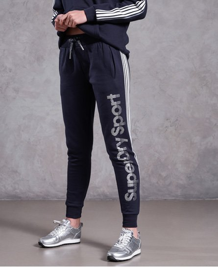 Superdry Pantalon de survêtement Classics