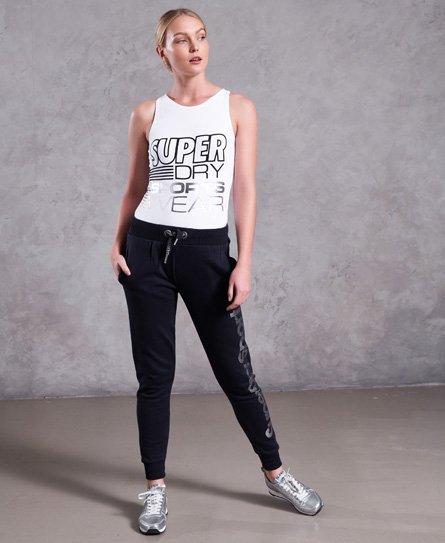 Superdry Street Sport Diagonal Bodysuit