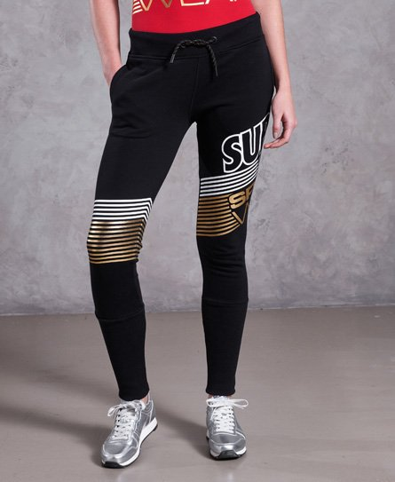 Superdry Pantalon de survêtement Street Sports