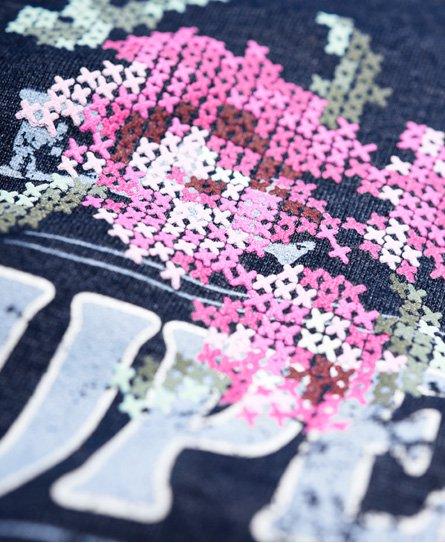 Superdry Arizona Puff Embroidery Hoodie