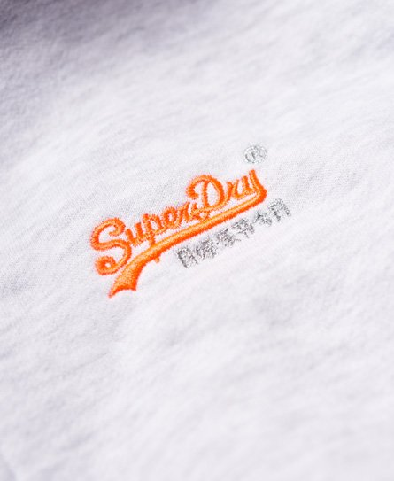 Superdry Felpa con cappuccio e zip Orange Label