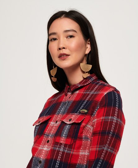 Superdry Imogen Lumberjack Check Shirt