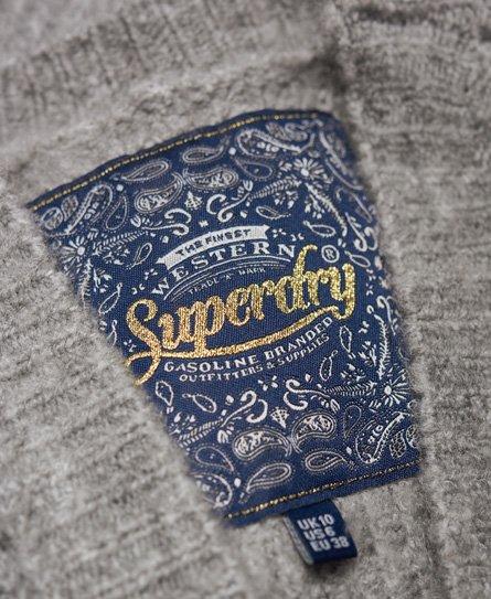 Superdry Eastern Rib Cardi