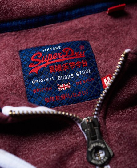 Superdry Premium Goods Fade Kapuzenjacke
