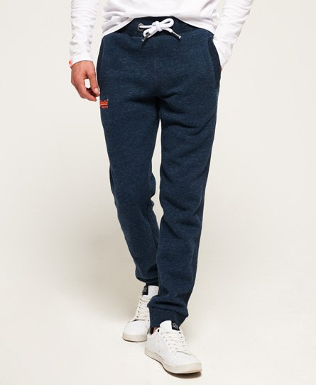 Superdry Orange Label joggingbyxor med muddar