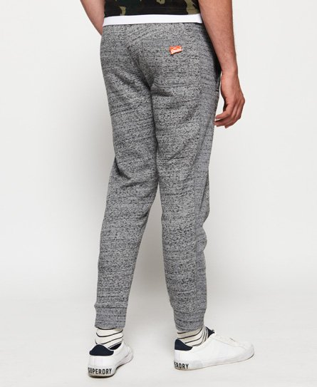 Superdry Pantalon de survêtement Orange Label