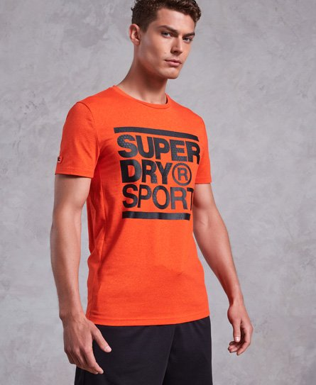 Superdry Core T-shirt med grafik