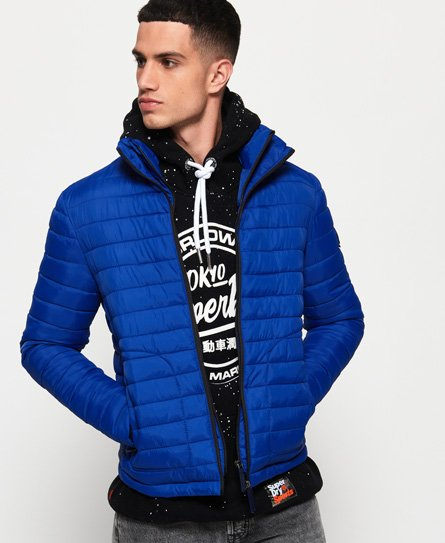 Superdry Fuji Double Zip Jacket