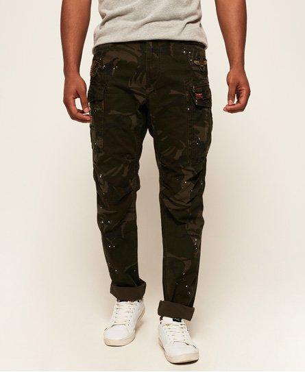 Core Parachute Cargo Pants