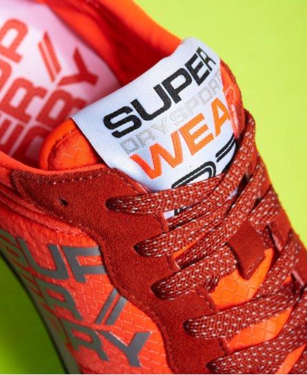 Superdry Street Sport Neon Runner Trainers
