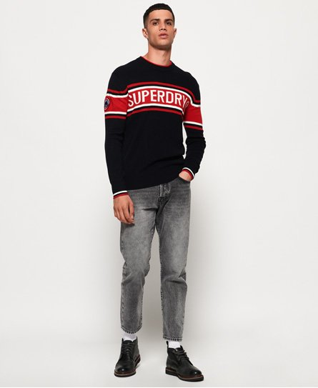 Superdry Pull à col rond Oslo Racer