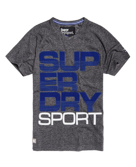 Superdry Line Up Speed T-Shirt