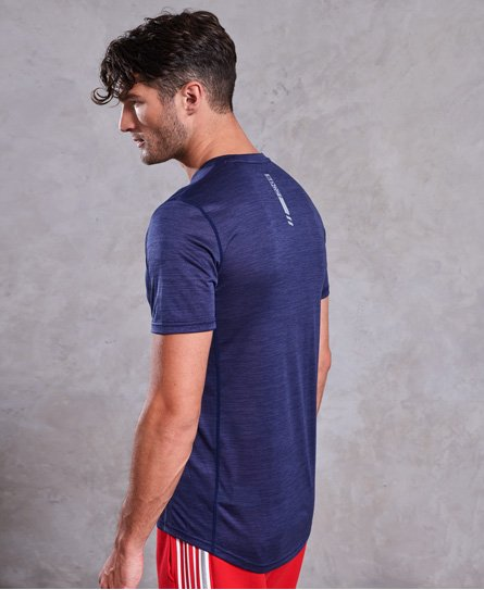 Superdry Camiseta de manga corta Active Training