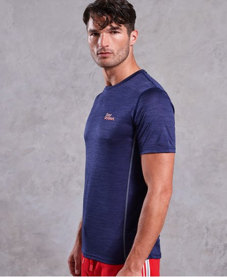 Superdry T-shirt à manches courtes Active Training