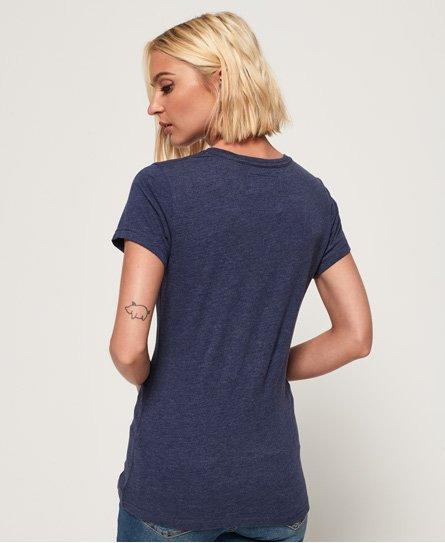 Superdry Jaime T-Shirt mit Aufnäher