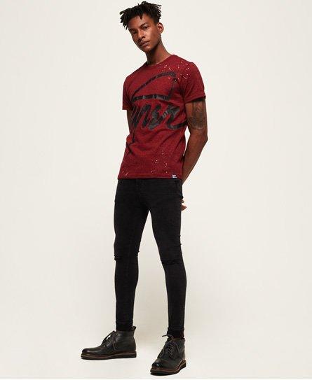Superdry Crew Splatter T-Shirt