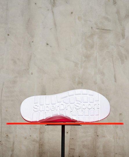 Superdry Zapatillas deportivas de correr de malla Super