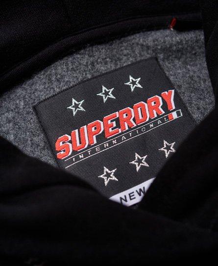 Superdry Adley sweatkjole med hætte