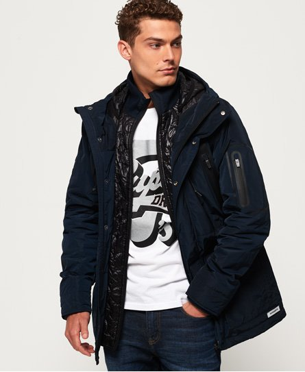 Superdry Vessel Parka Jacket