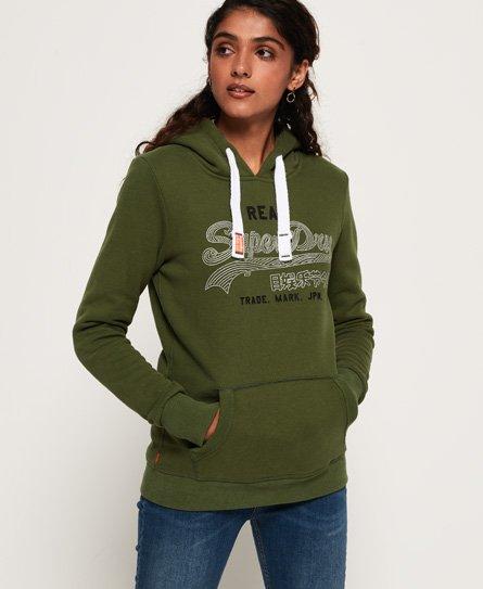 05462adeb3c1 Damen Hoodies mit Logo und legere Kapuzenpullover   Superdry DE