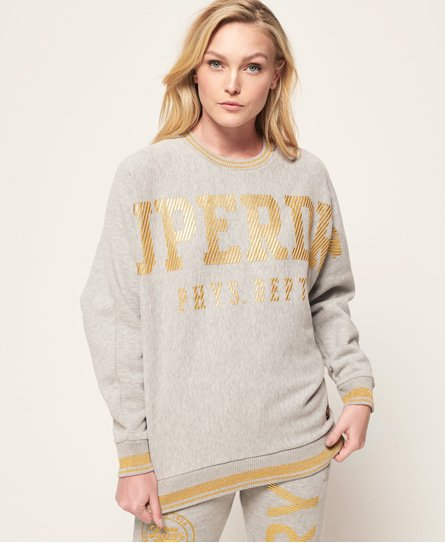 Superdry Ace Metallic Sweatshirt