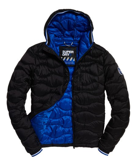 Superdry Wave Quilt Jacket