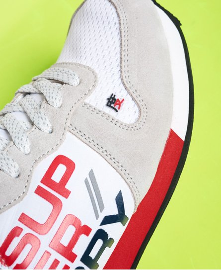 Superdry Street Sport Low Trainers