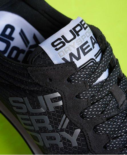 Superdry Baskets de running Street Sport Neon