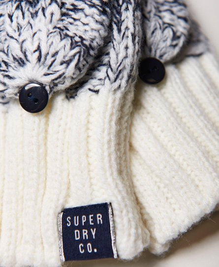 Superdry Muffole Clarrie Cable