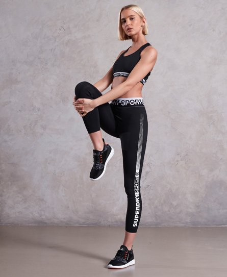 Superdry Core 7/8-Leggings