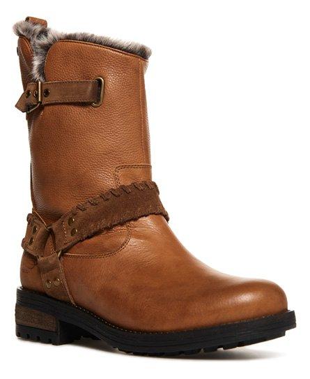 Tempter Biker Boots