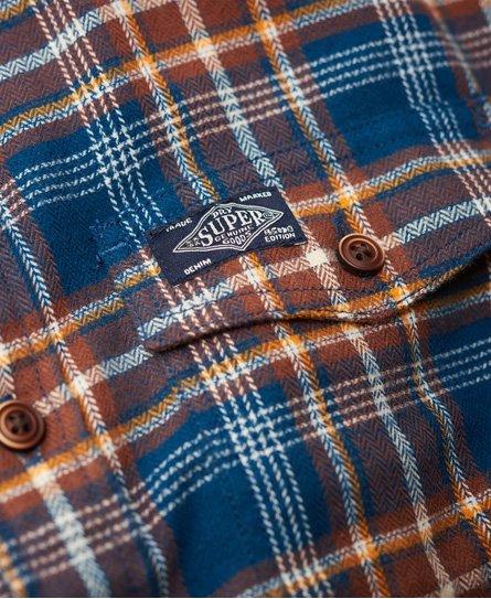 Superdry Winter Washbasket Shirt