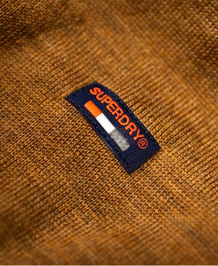 Superdry Pull à col rond Merino
