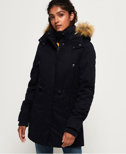 Superdry Model Microfibre Jacket