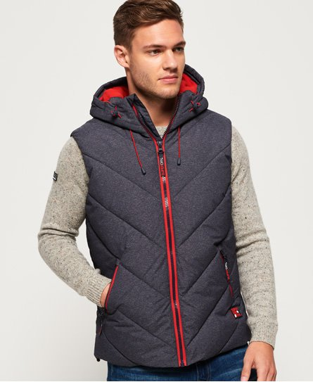 Superdry Xenon Steppweste