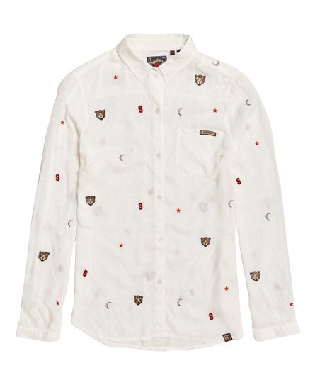 Superdry Stevie Conversational Shirt