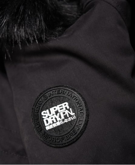 Superdry Veste en microfibre Model