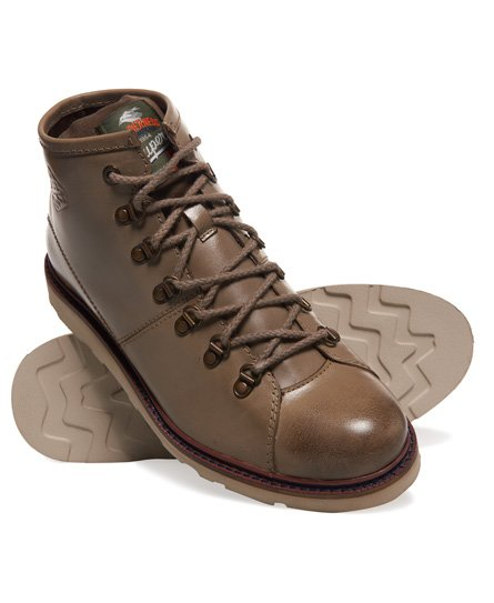 Superdry Expedition Hiker Boots