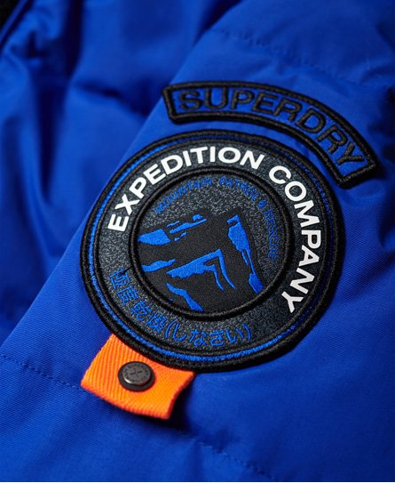 Superdry Everest Ella -pilottitakki