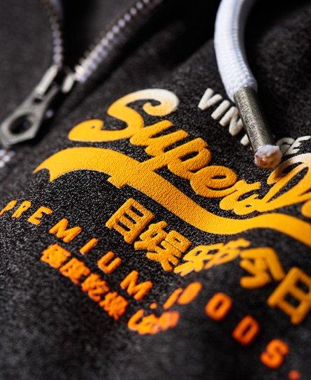 Superdry Premium Goods Fade Zip Hoodie