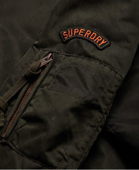 Superdry Limited Issue Flight Bomber Jacket