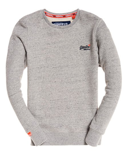 Superdry Orange Label Crew Sweatshirt