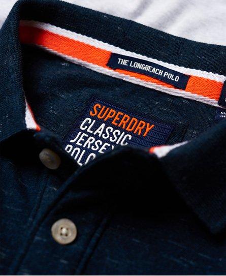 Superdry Classic Long Beach-poloskjorte