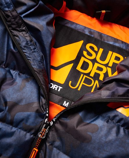 Superdry Glacial Utility Puffer Jacket