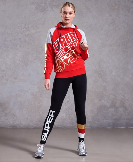 Superdry Streets Sports-hettegenser
