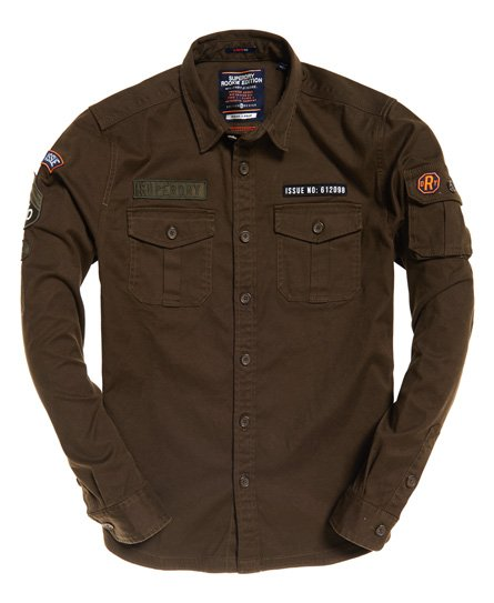 Superdry Trail Shirt